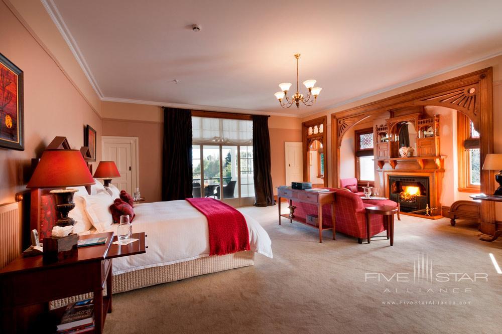 Rhodes Suite at Otahuna LodgeNew Zealand