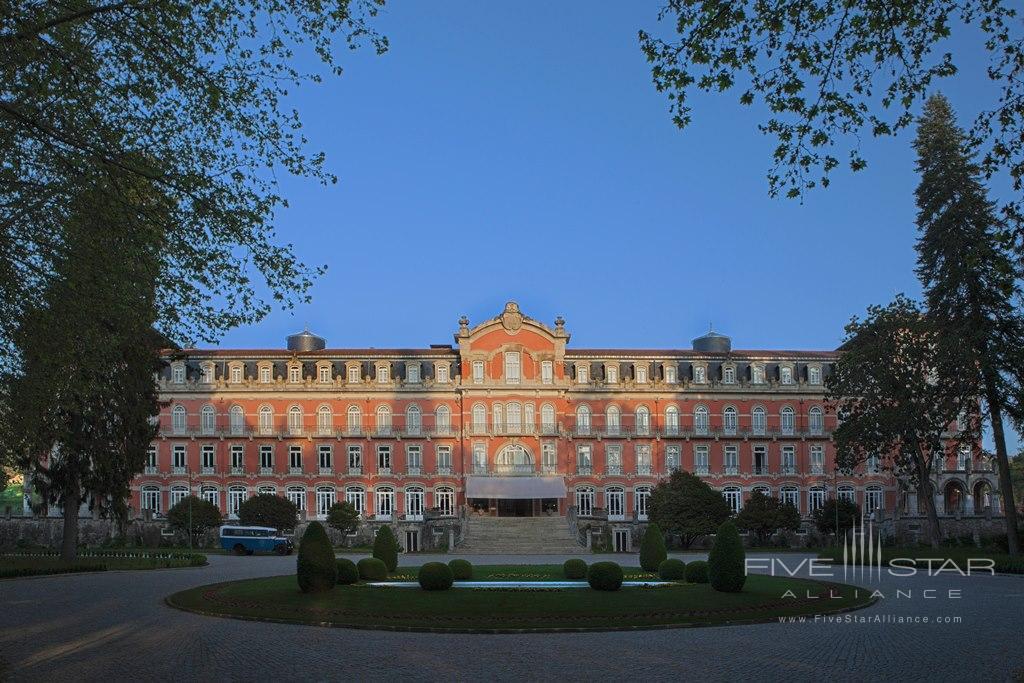 Vidago Palace Exterior