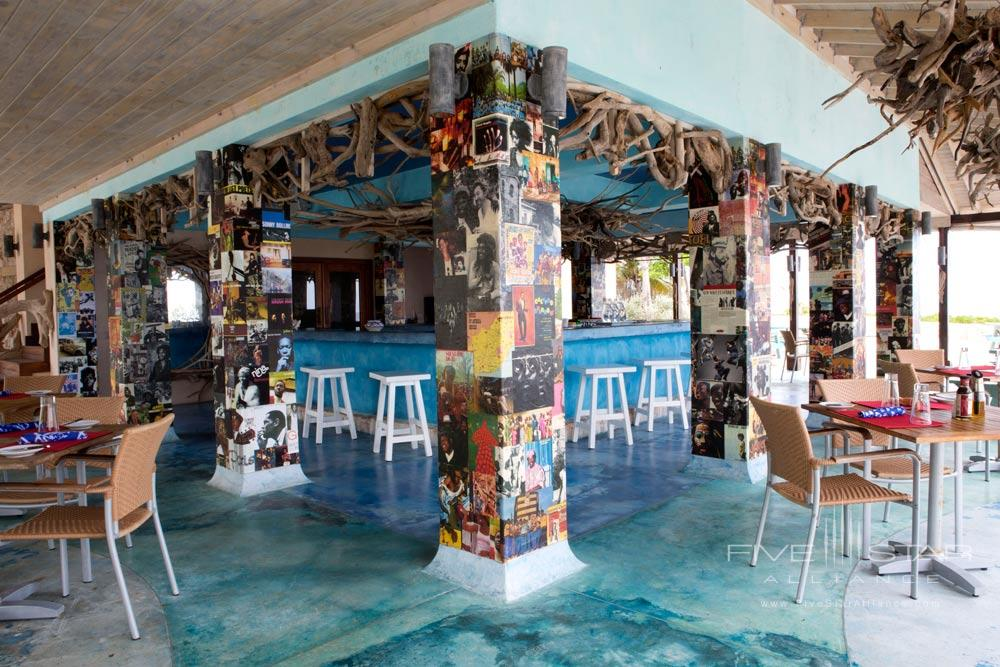 Bar at GoldenEye Hotel and Resort St. MaryJamaica
