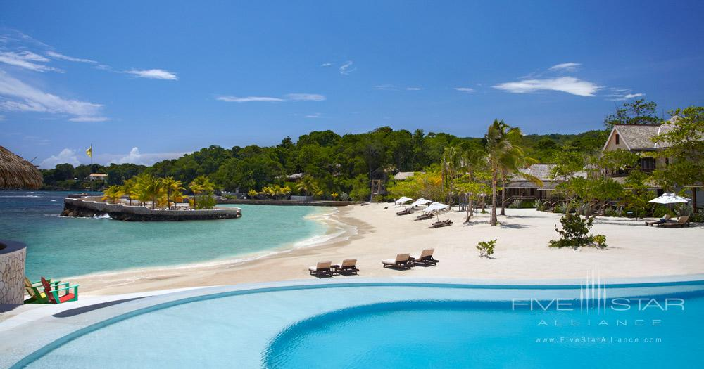 Beach Spa at GoldenEye Hotel and Resort St. MaryJamaica
