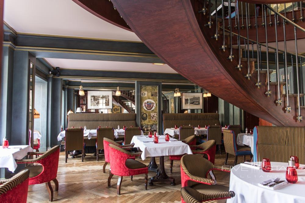 Dine at InterContinental BordeauxFrance