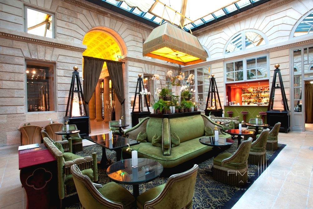 Lobby and Bar at InterContinental BordeauxFrance