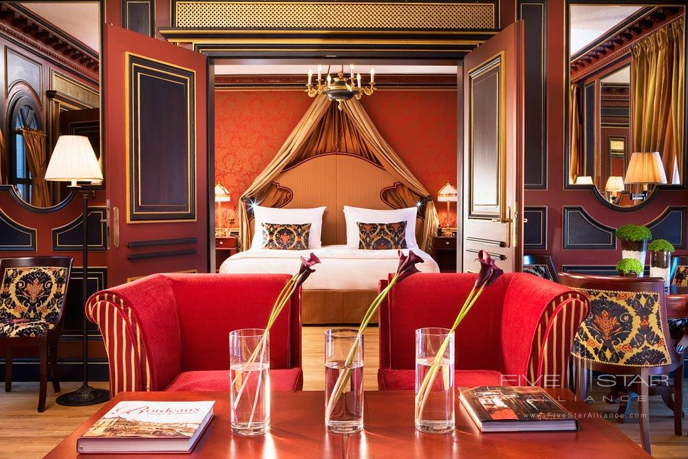Suite Royale at InterContinental BordeauxFrance