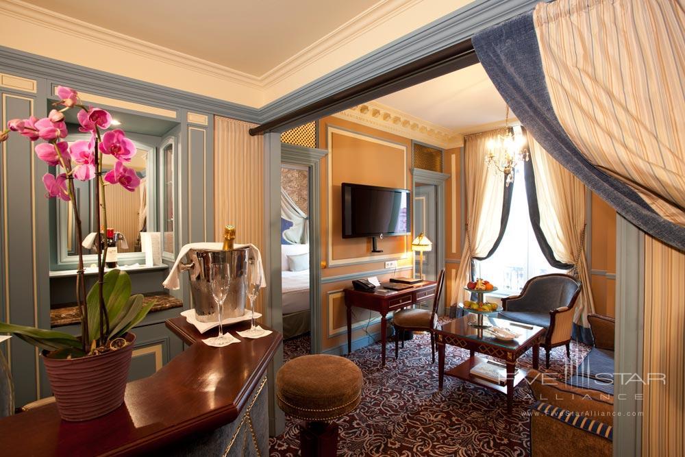 Prestige Suite at InterContinental BordeauxFrance