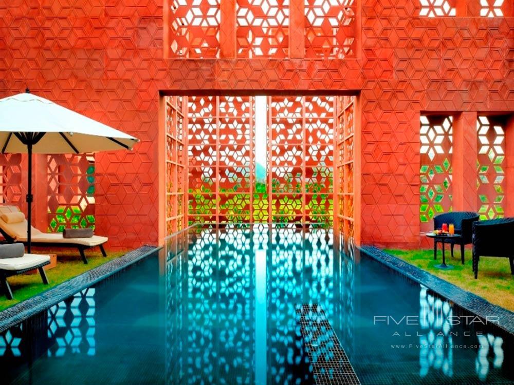 Luxury Villa at Lebua Resort JaipurRajasthanIndia