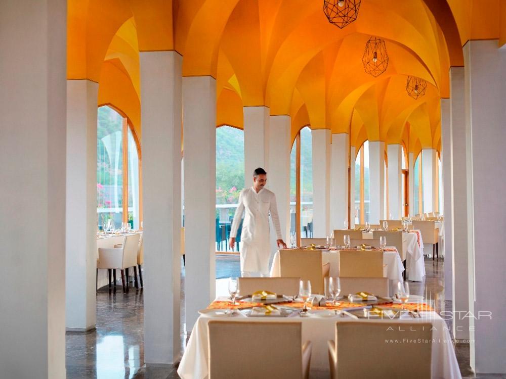 Vajra Restaurant at Lebua Resort JaipurRajasthanIndia