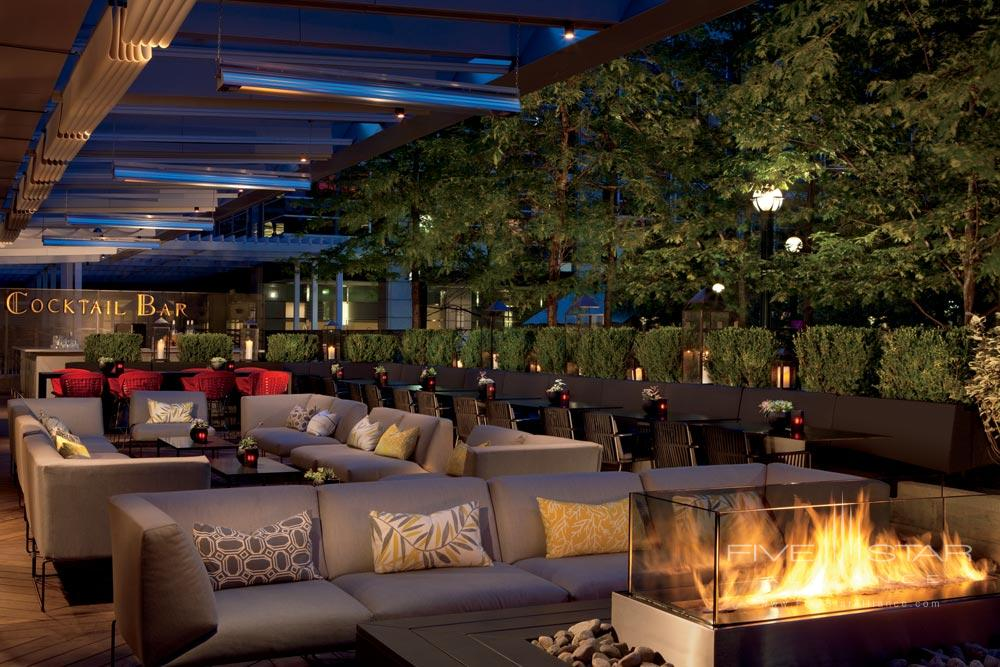 Terrace Lounge at The Ritz-CarltonTorontoCanada