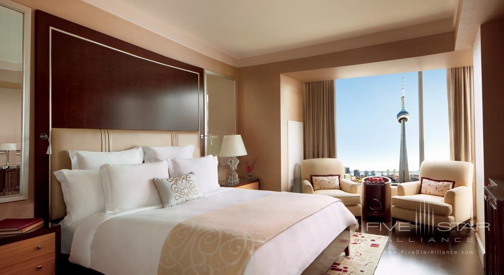 Corner Suite at The Ritz-CarltonTorontoCanada