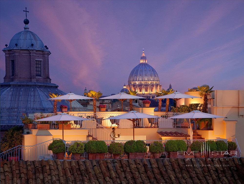 Hotel Raphael Rome, Rome, Italy