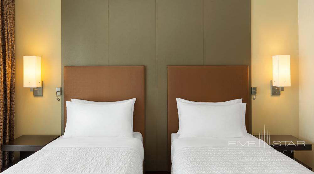 Double Room at Le Meridien Bahrain City Centre