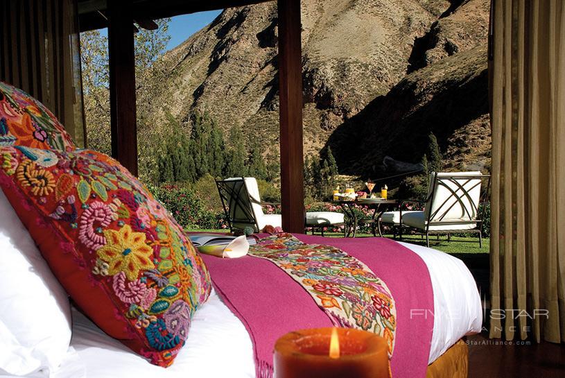 Hotel Rio Sagrado Bedroom View