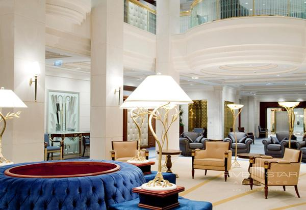 Ritz Carlton Riyadh Lobby