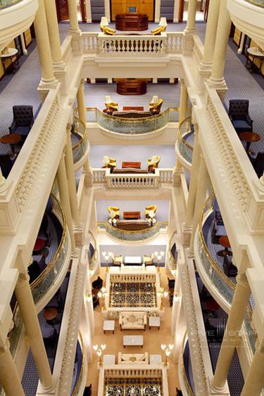 Ritz Carlton Riyadh Vertical View