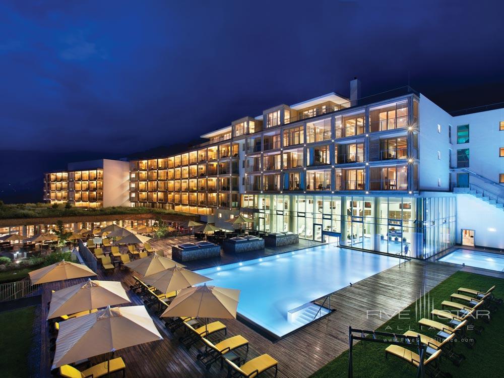 Kempinski Hotel Das Tirol ExteriorAustria
