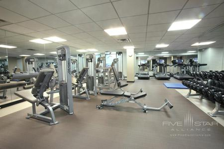 The Westin Georgetown Gym & Fitness Center