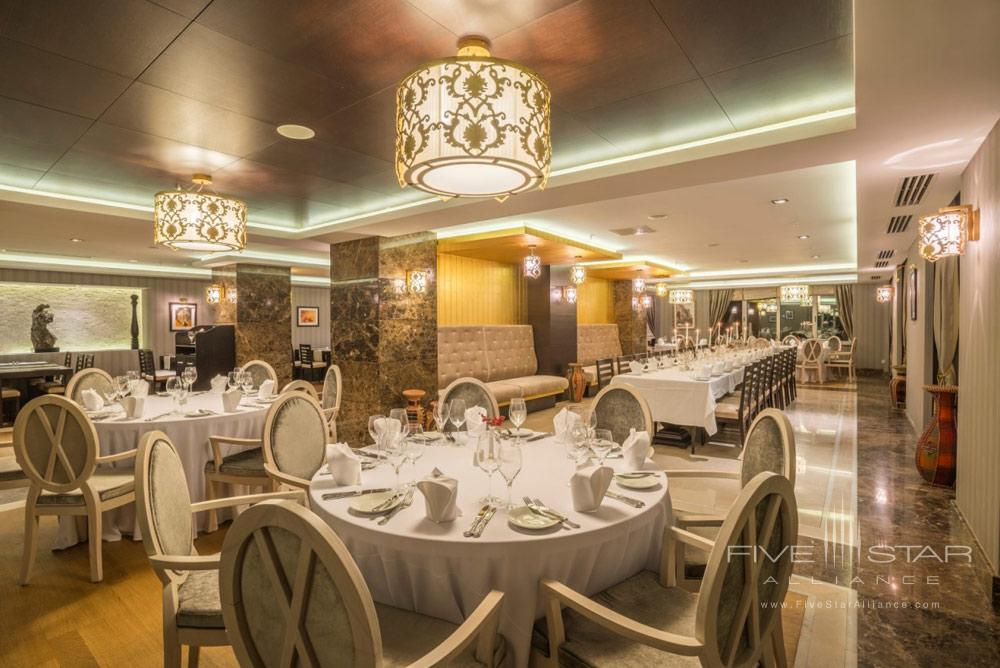 Badamar Restaurant at Kempinski Hotel Badamdar BakuAzerbaijan