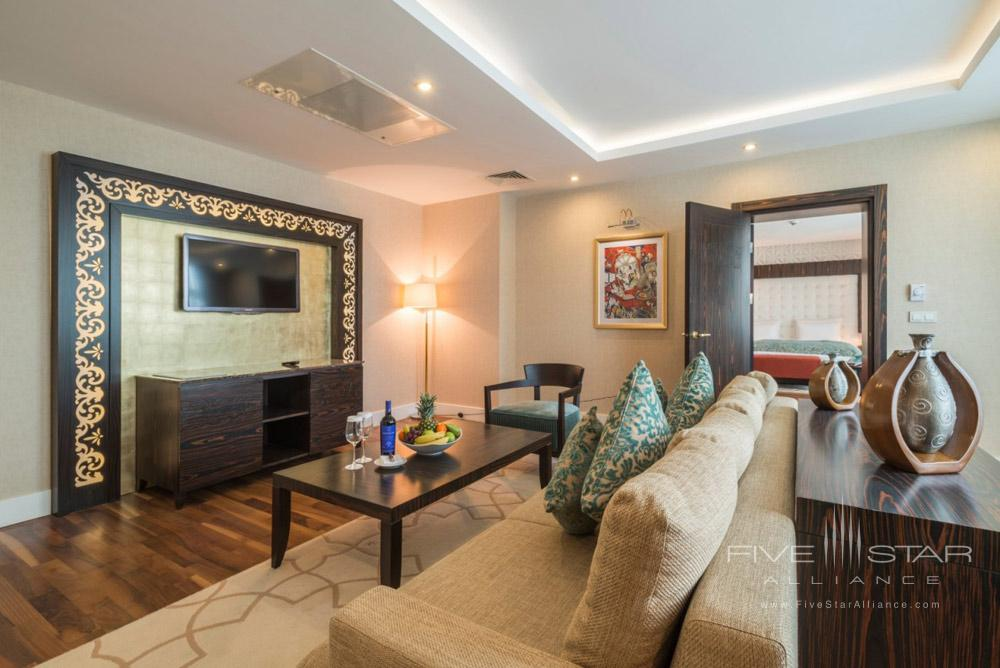 Superior Suite at Kempinski Hotel Badamdar BakuAzerbaijan