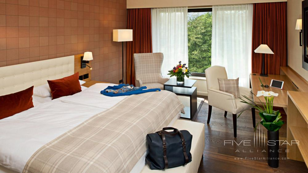 Comfort Room at Kempinski Hotel Gravenbruch