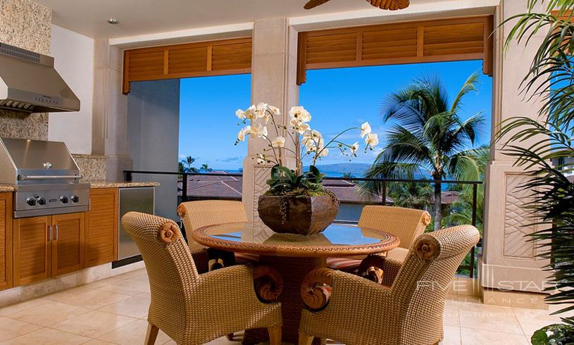Wailea Beach Villas Lanai
