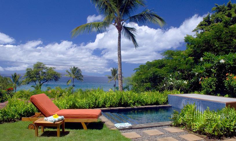 Wailea Beach Villas Plunge Pool