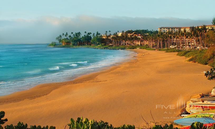 Wailea Beach Villas Sunset