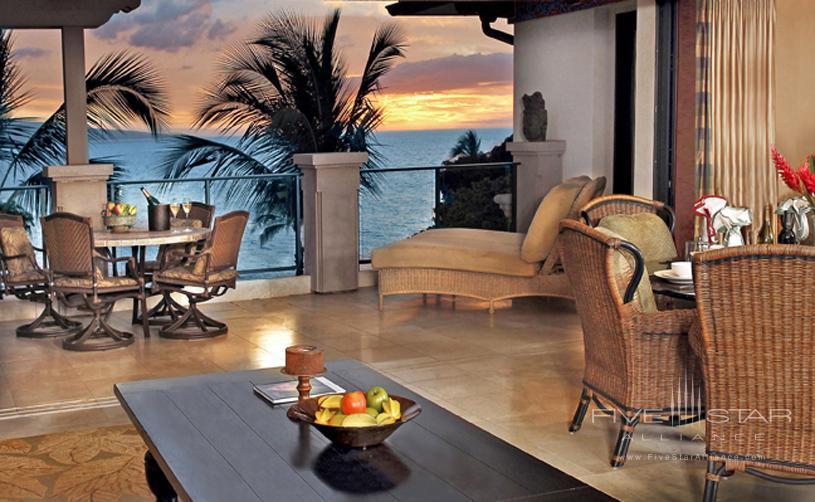 Wailea Beach Villas Sunset Room