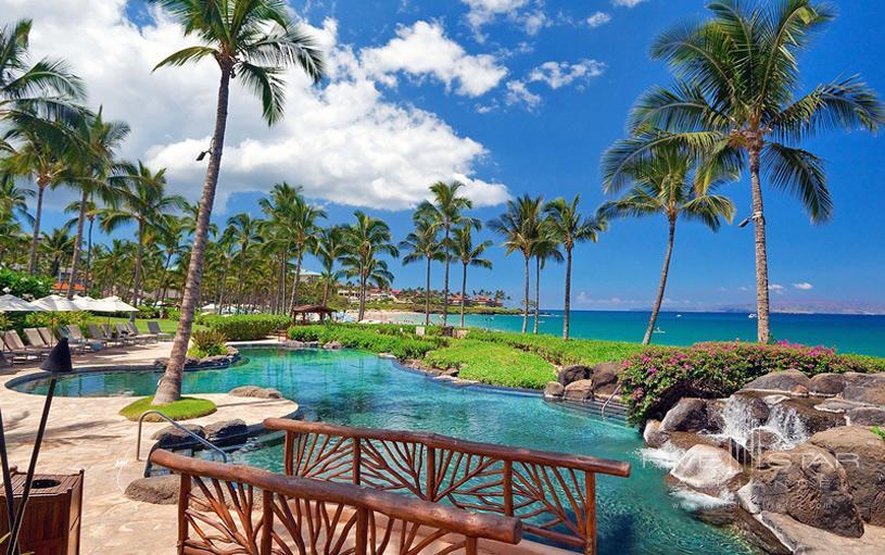 Wailea Beach Villas Pool