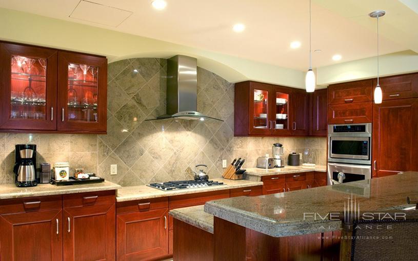 Wailea Beach Villas Kitchen