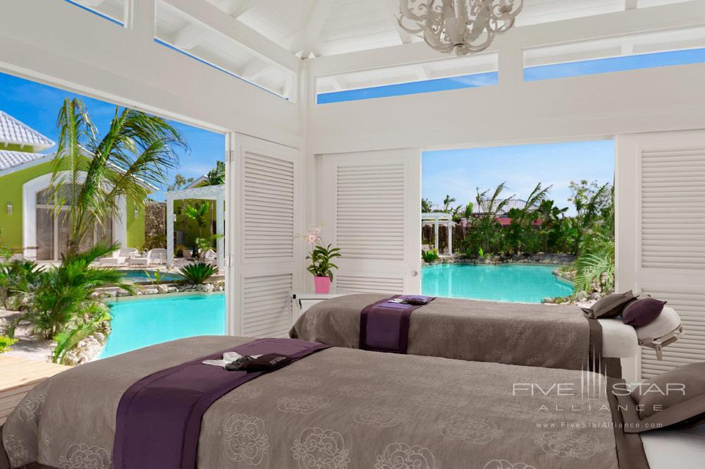 Spa Double Luxury Cabana at Eden Roc at Cap Cana, Punta Cana, Dominican Republic