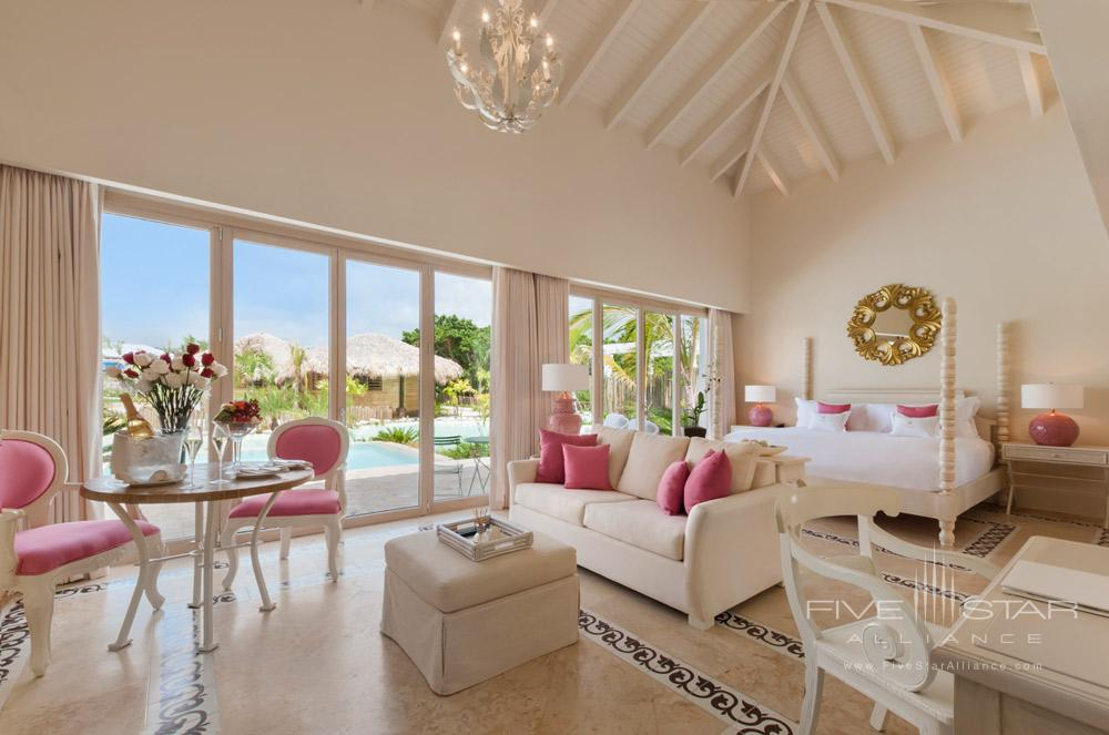 Luxury Pool Junior Suite with Lagoon Views at Eden Roc at Cap CanaPunta CanaDominican Republic