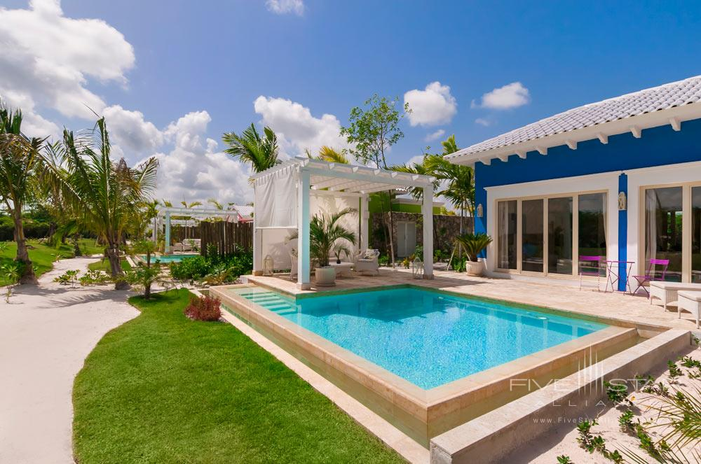 Luxury Pool View Junior Suite with Garden Views at Eden Roc at Cap CanaPunta CanaDominican Republic