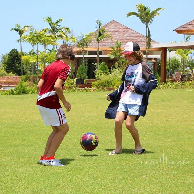 Kids Activities at Eden Roc at Cap Cana, Punta Cana, Dominican Republic