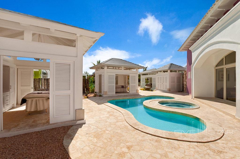 Spa Solaya Spa Luxury Cabana at Eden Roc at Cap CanaPunta CanaDominican Republic