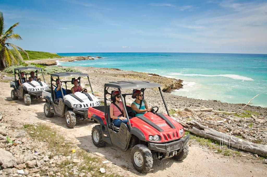 Beach Buggies at Eden Roc at Cap CanaPunta CanaDominican Republic