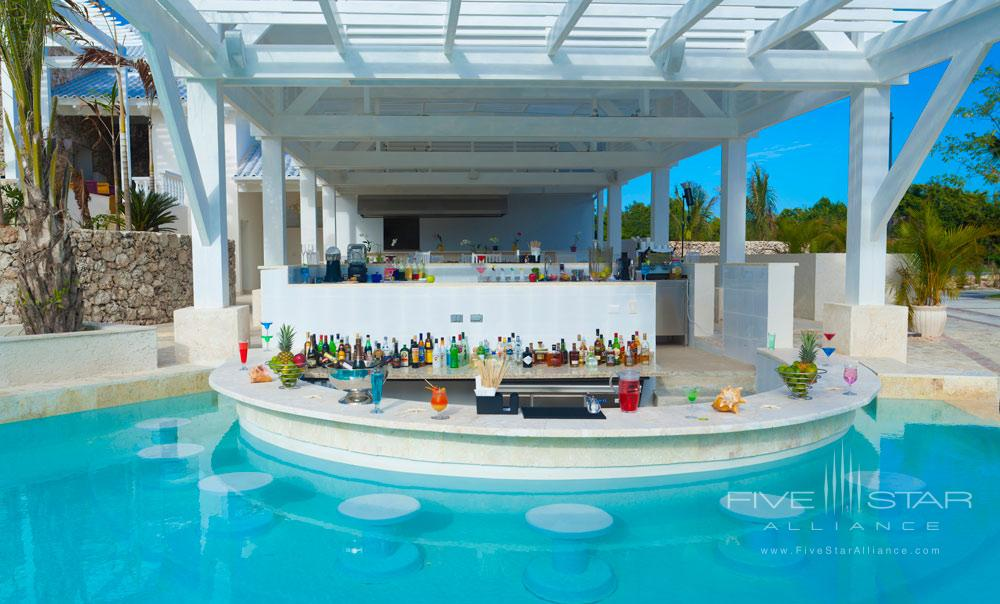 Blue Lagoon Pool Bar at Eden Roc at Cap CanaPunta CanaDominican Republic