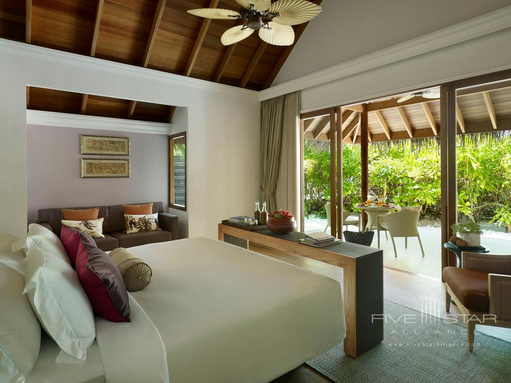 Guest Room at Dusit Thani Maldives