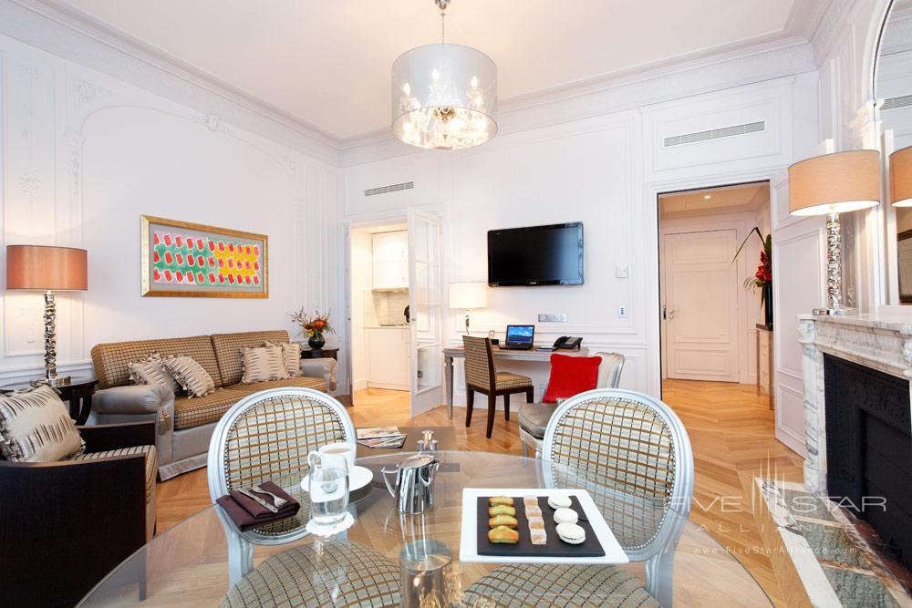 Prestige Suite at Villa and Hotel Majestic ParisFrance