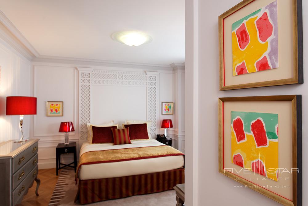 Grand Deluxe at Villa and Hotel Majestic ParisFrance