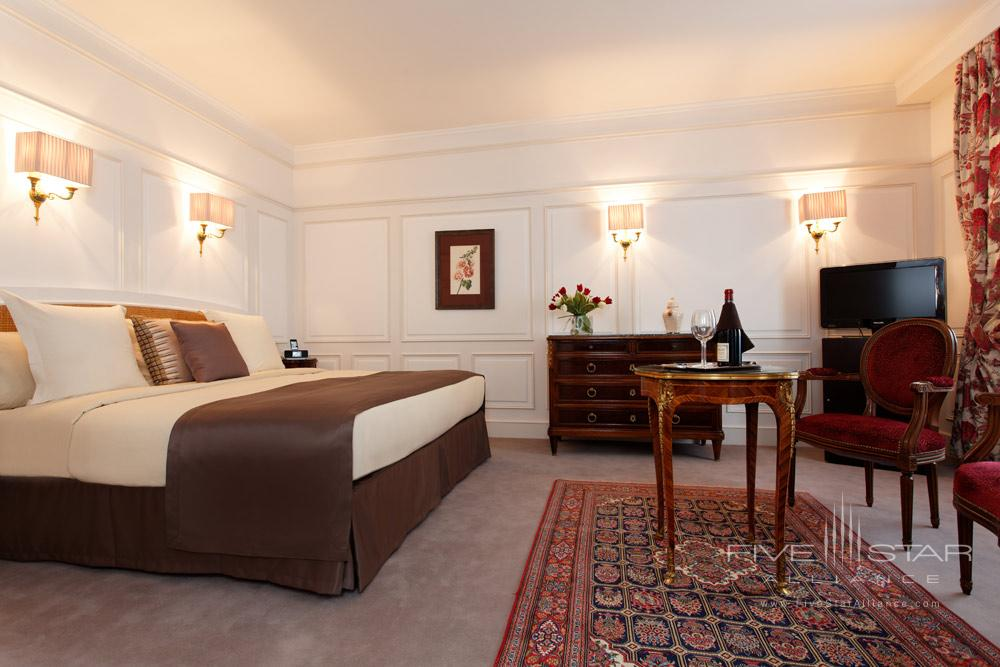 Suite Laperouse at Villa and Hotel Majestic Paris, France