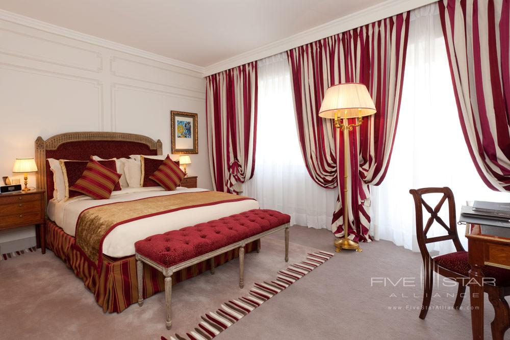 Majestic Suite at Villa and Hotel Majestic Paris, France