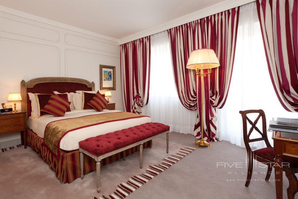 Majestic Suite at Villa and Hotel Majestic ParisFrance