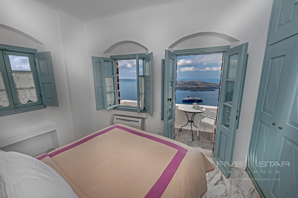 Guest Room at Aigialos HotelSantoriniGreece