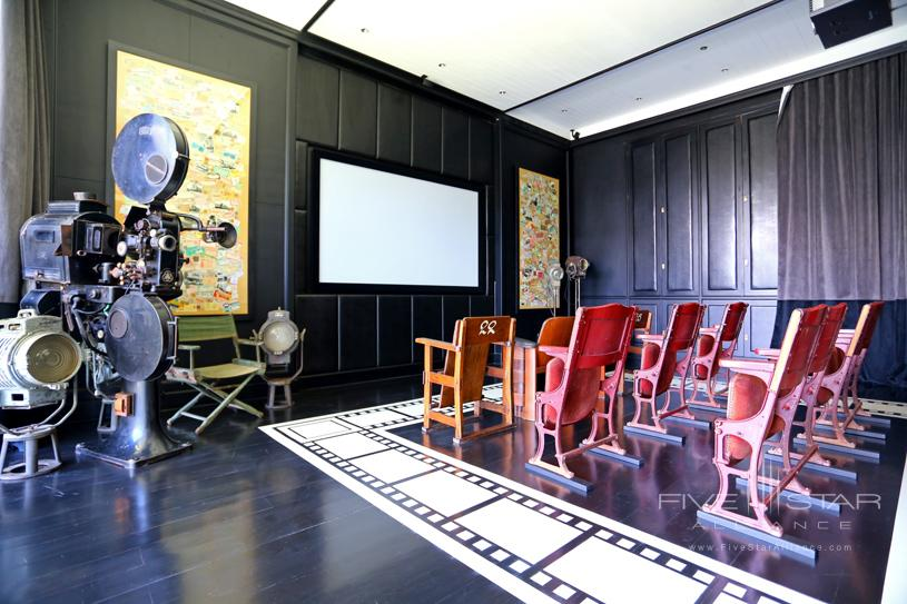 The Siam Hotel Screening Room