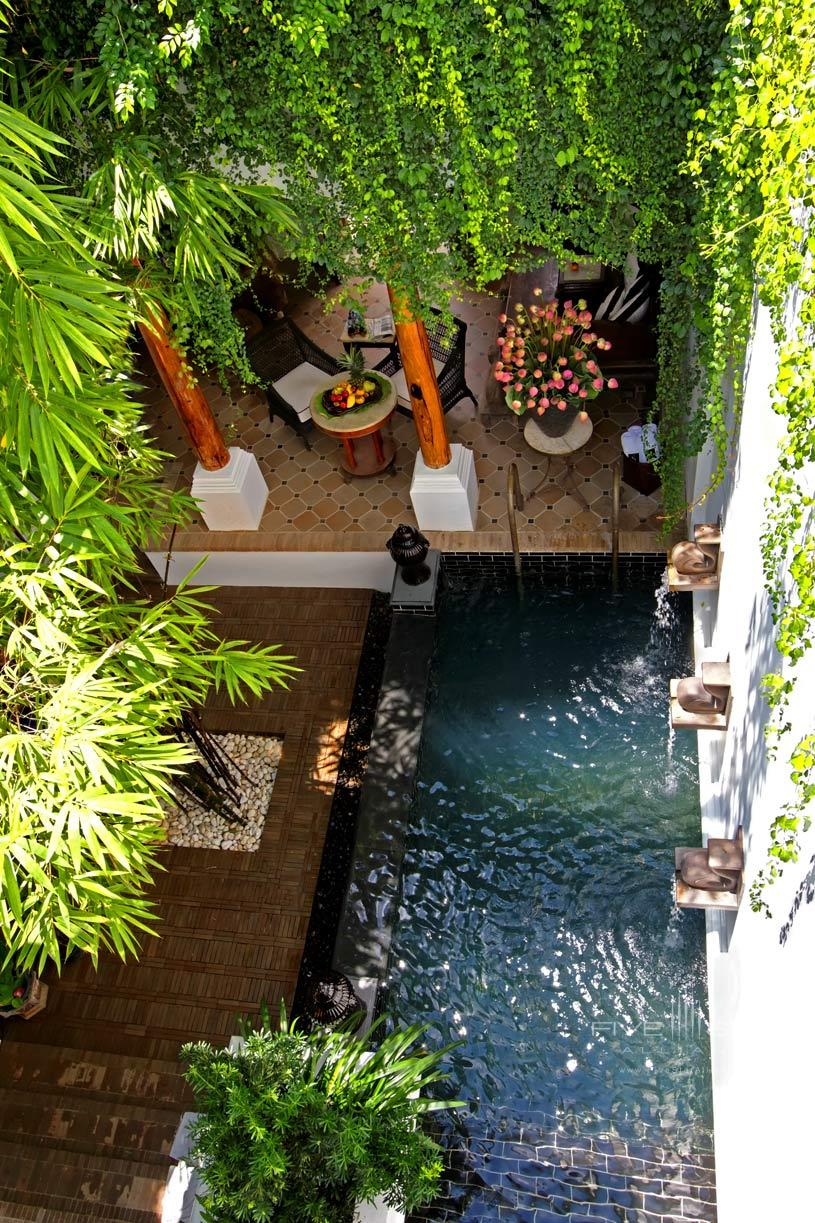 The Siam Hotel Chinese Villa Pool