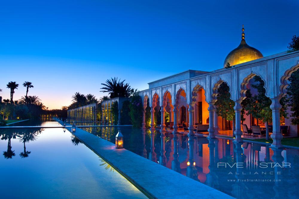 Palais NamaskarMarrakechMorocco