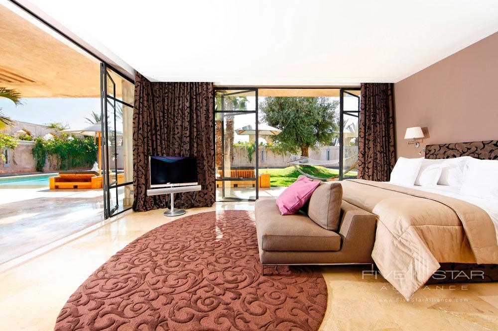 Pool Villa Guest Room at Palais NamaskarMarrakechMorocco