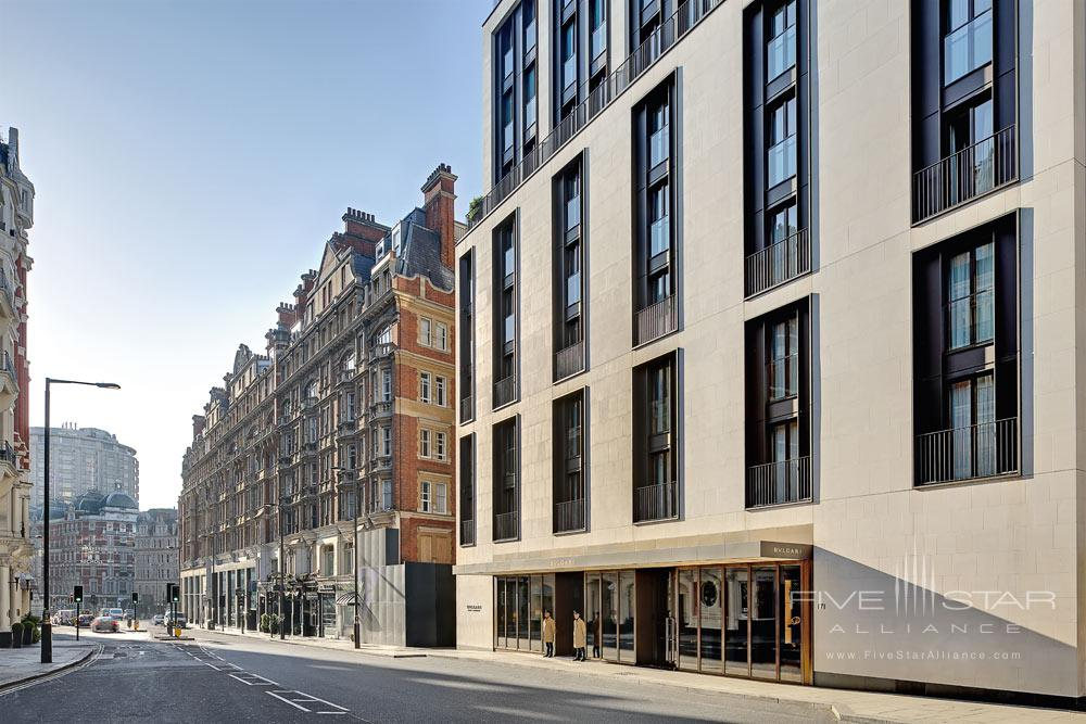 Bulgari Hotel and Residences LondonUK