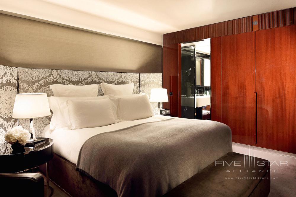 Deluxe Room at Bulgari Hotel and Residences LondonUK