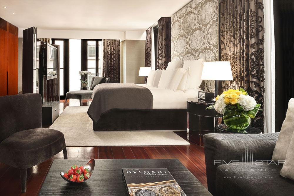 Studio Suite at Bulgari Hotel and Residences LondonUK