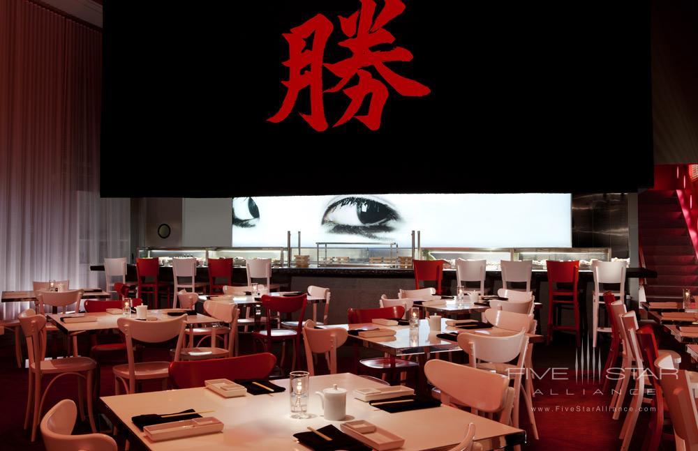 Katsuya Sushi Bar at SLS Hotel South BeachFL